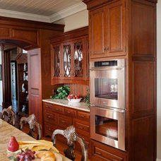 Traditional Kitchen by The Craftsmen Group, LLC
