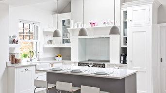 Sanctuary Kitchens - Beyond the Pale White Classic Kitchen
