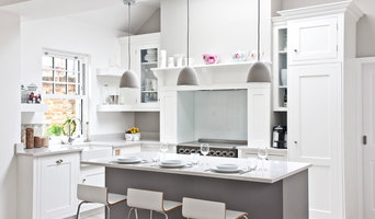 Sanctuary Kitchens - Beyond the Pale White Classic Kitchen