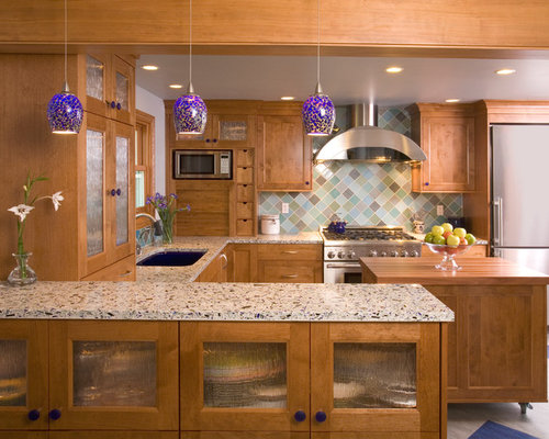 Alder Cabinets Ideas, Pictures, Remodel and Decor