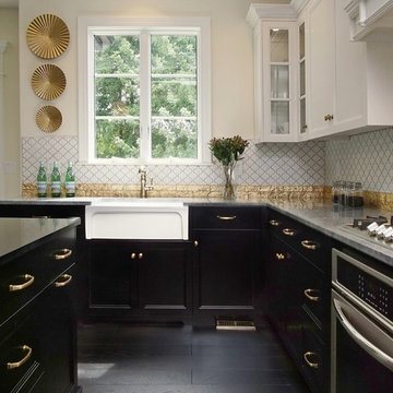 Sandell Custom Cabinetry in Sublimes Homes