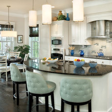 Tropical Kitchen by Arthur Rutenberg Homes
