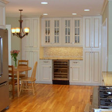Traditional Kitchen by LEFKO Design + Build