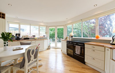 Houzz Tour: A Dublin Home Creatively Extended to Suit Family Life
