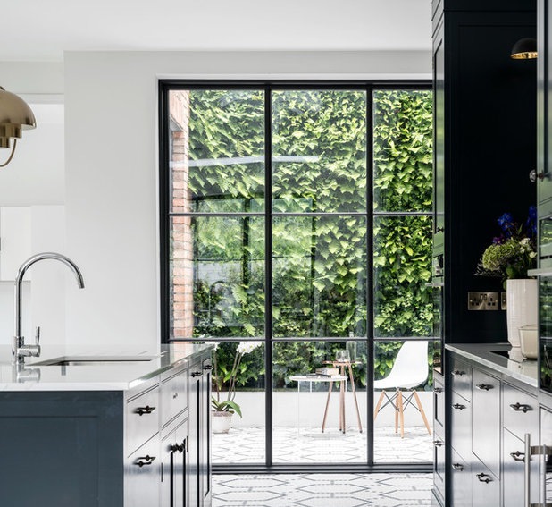 Industrial Kitchen by Optimise Home