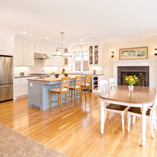 Traditional Kitchen by Thompson Naylor Architects Inc