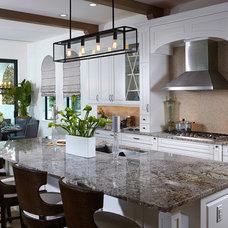 Transitional Kitchen by Design West