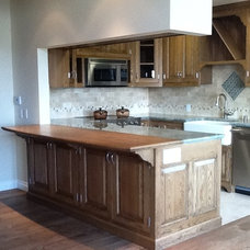 Traditional Kitchen by SNC Construction & Home Improvements