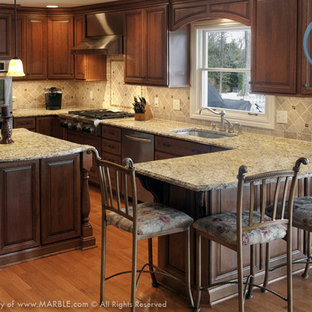 Santa Cecilia Granite | Houzz