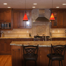 Traditional Kitchen by JNR Design Solutions LLC