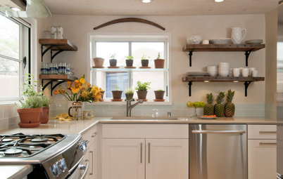 Having a Design Moment: The Kitchen