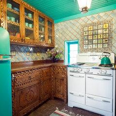 Carved Custom Cabinets - Santa Fe, NM, US 87506