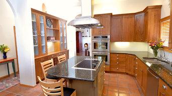 Santa Fe Style Kitchens