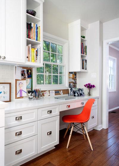 Contemporary Kitchen by Daleet Spector Design