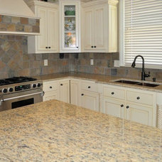 Traditional Kitchen Countertops by southern stone inc.