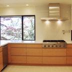 Woven Wire Metal Room Divider Modern Kitchen