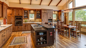 Santa Rosa Oakmont Hillside Whole Home Remodel