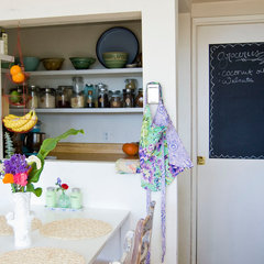 eclectic kitchen by Going Home To Roost
