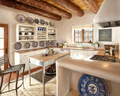 New Mexico Territorial Style Home Ideas Pictures Remodel