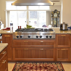 Craftsman Kitchen by David Law Custom Cabinetry