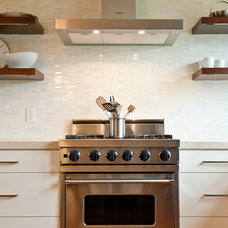 Contemporary Kitchen by Steinberg Custom Designs