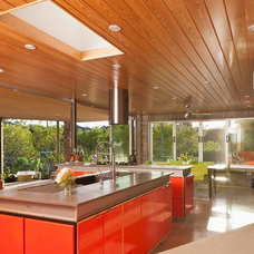 Midcentury Kitchen by Ray C. Moore, LLC