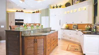Sarasota Transitional Kitchen