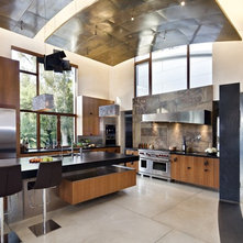 Contemporary Kitchen by WA Design Architects