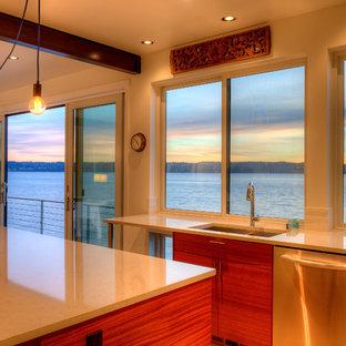 Saratoga Hill House, Resilient Design, Camano Island WA