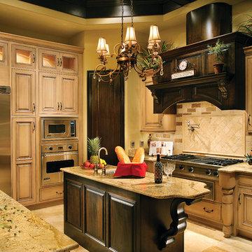 """Sater Design Collection's 6786 """"Ferretti"""" Home Plan"""