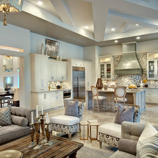 "Sater Design Collection's 6799 ""Arabella"" Home Plan"
