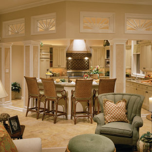 """Sater Design Collection's 6927 """"Andros Island"""" Home Plan"""