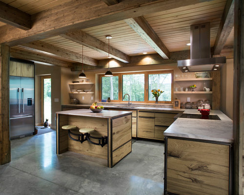 AllTime Favorite Rustic Kitchen Ideas Remodeling Photos Houzz