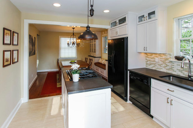 The 100-Square-Foot Kitchen: No More Dead Ends