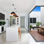 Bakery place contemporary kitchen london by jo cowen architects - Sav cuisine ikea ...