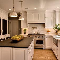 Contemporary Kitchen by Sazama Design Build Remodel