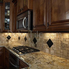 Mediterranean Kitchen by Deko Tile