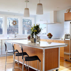 Contemporary Kitchen by Dovetailed Kitchens