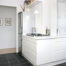 Contemporary Kitchen by Brøchner Madsen Design
