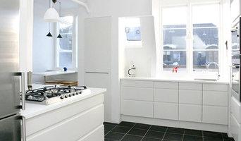 Scandi Apartment, Kitchen remodel