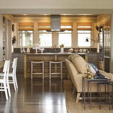 Contemporary Kitchen by Tim Clarke Design