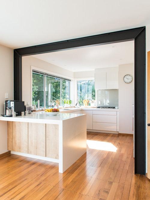 Ausgezeichnet pantry küche design houzz zeitgenössisch küchen
