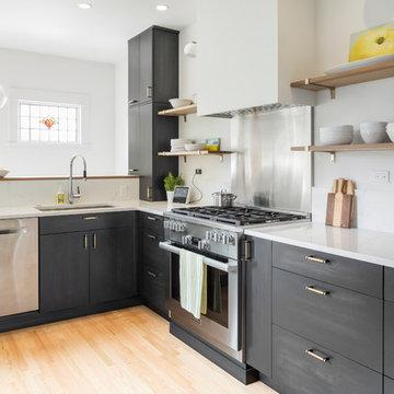 Scandinavian Kitchen & Bath