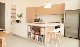 Scandinavian Kitchen Design | Blue Tea Kitchens
