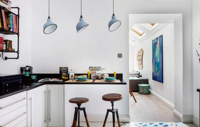 Inch-Pinching Ideas for a Compact Kitchen