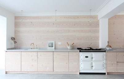 Bare Essentials: 9 Natural Timber Kitchens to Covet