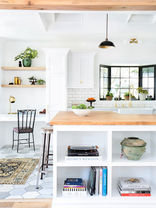 skandinavische k chen mit porzellan bodenfliesen ideen. Black Bedroom Furniture Sets. Home Design Ideas