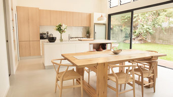 Scandinavian Modern Kitchen Design- Coogee, Sydney