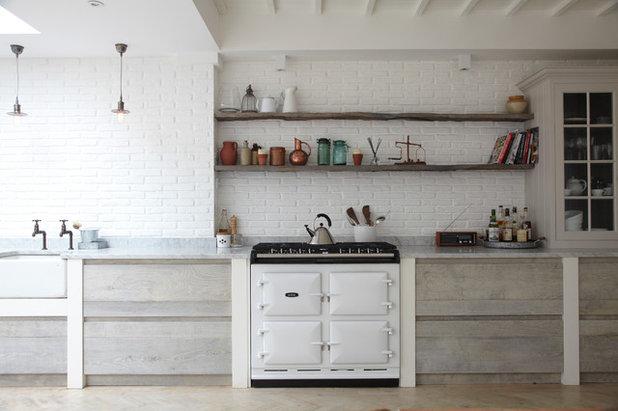 Un Piano De Cuisson En Cuisine Bonne Ou Mauvaise Idée - Gaziniere 3 feux gaz pour idees de deco de cuisine