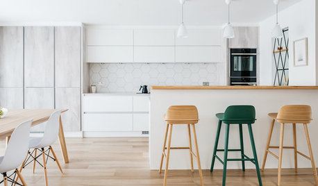 23 Scandi Kitchens That Pack Extra Punch